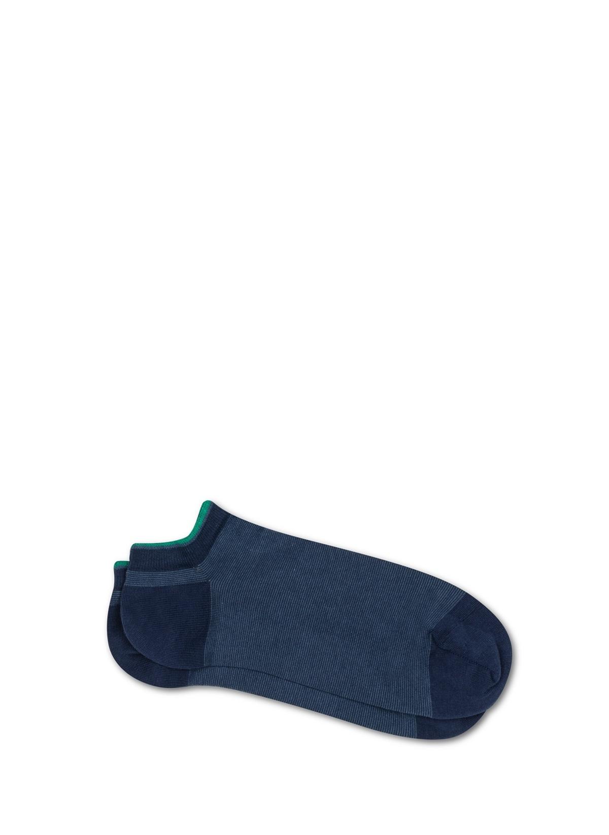 Erkek Mavi Çorap